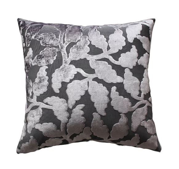 Arabella Grey Pillow