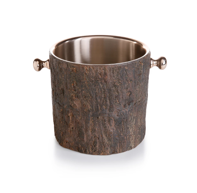 Apsen Rose Gold Ice Bucket