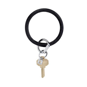 Big O Leather Key Rings