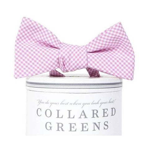Collared Greens Barbaro Bow Tie