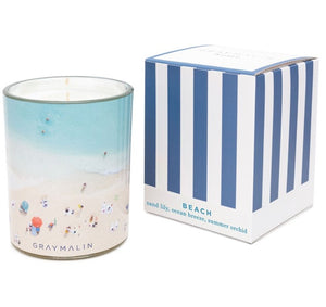 Gray Malin Beach Candle