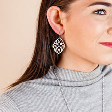Load image into Gallery viewer, Natalie Wood Designs Believer Small Drop Earrings