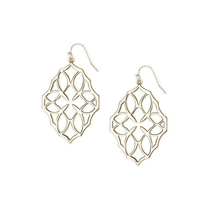 Natalie Wood Designs Believer Drop Earrings