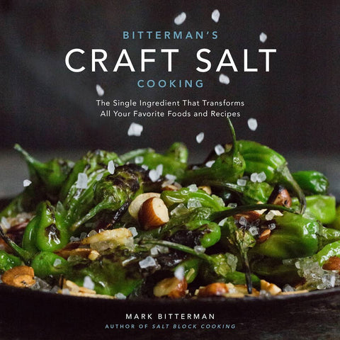 Bitterman's Craft Salt Cooking