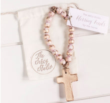 Load image into Gallery viewer, The Sercy Studio Bitty Pink Blessing Beads