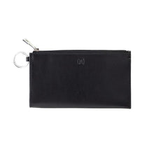 Load image into Gallery viewer, Large Leather Card Case - Back in Black