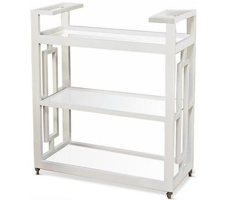 Grid Block Bar Cart
