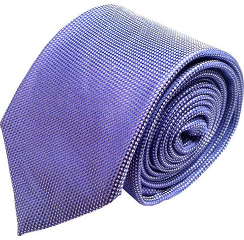 Lazyjack Press Blue Mullet Tie