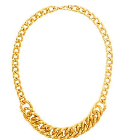 The Bold Curb Chain Necklace