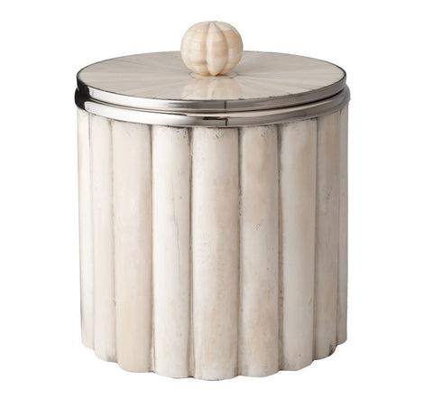 Bone Rod Pattern Ice Bucket