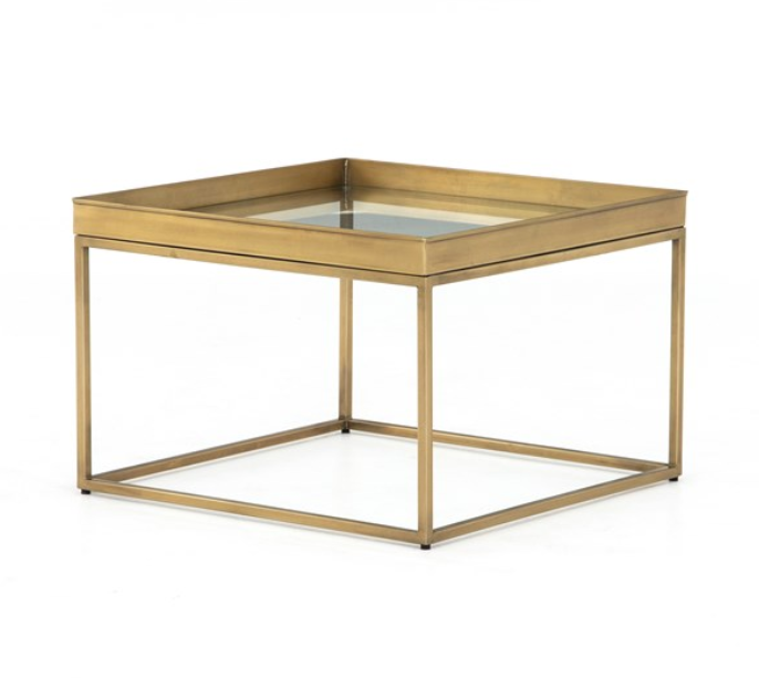 Brass Bunching Table
