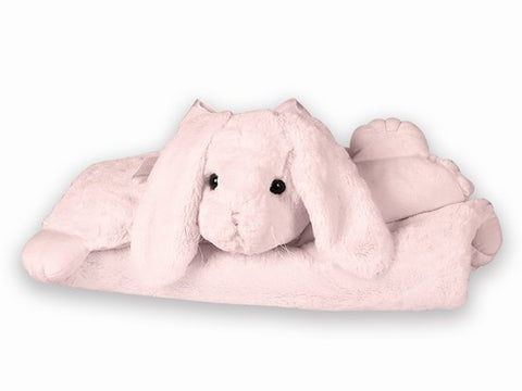 Bunny Belly Blanket