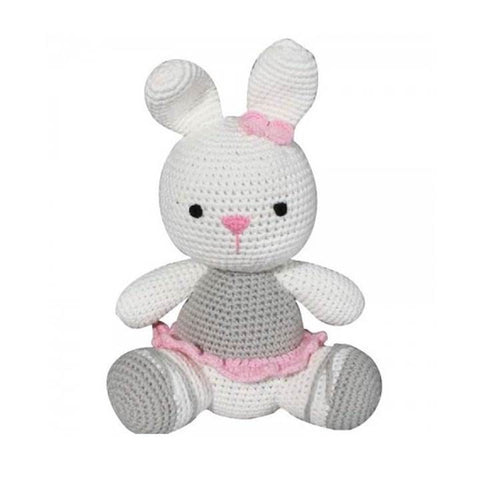 Zubels Crocheted Bunny