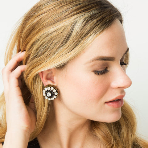 Mignonne Gavigan Caitlin Post Earrings