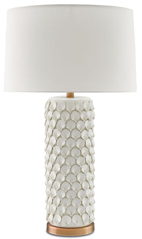Currey & Co. Calla Lily Table Lamp