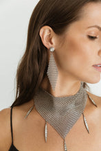 Load image into Gallery viewer, S. Carter Designs Chain Mail Earrings