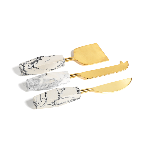 Marble Cheese Knifes