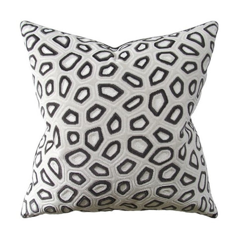 Ryan Studio Chic Tortoise Steel Pillow