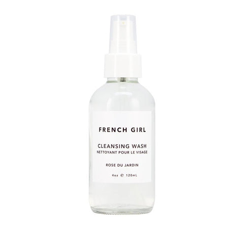 French Girl Organics Rose du Jardin Cleansing Wash