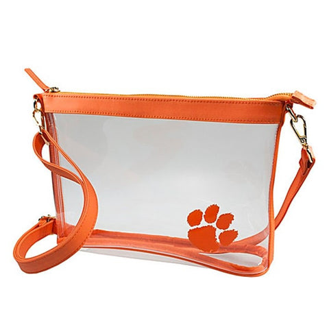 Clemson Small Stadium Crossbody