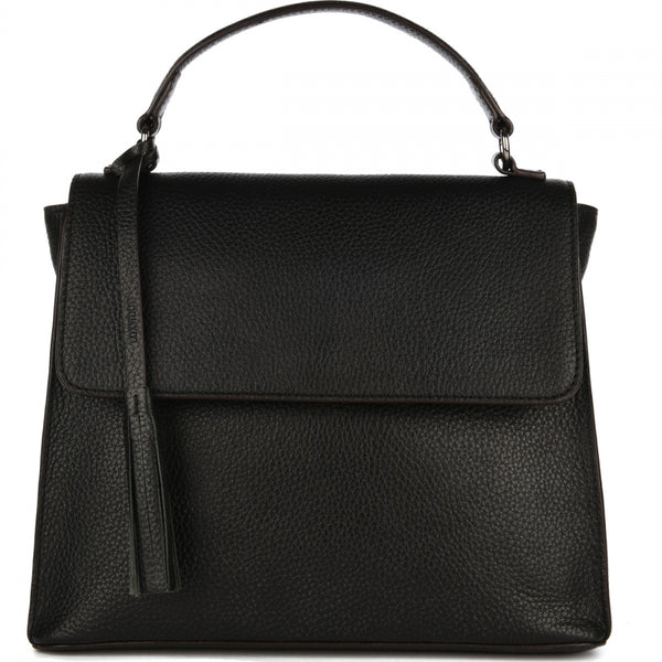 Loxwood Cleo Crossbody Handbag in Licorice