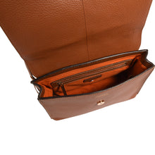 Load image into Gallery viewer, Loxwood Leather Cleo Crossbody Handbag in Honey