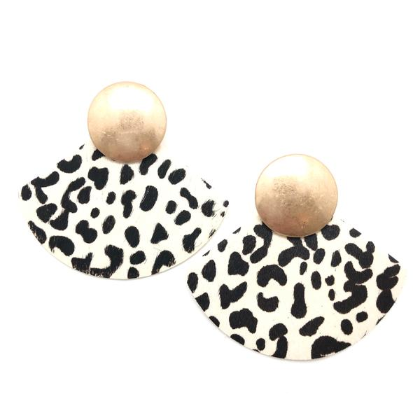 Shiver and Duke Coco Earrings