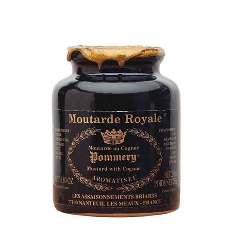 The French Farm Pommery Cognac Mustard