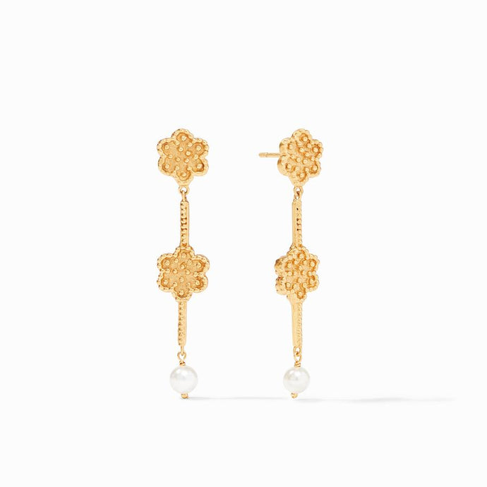 Julie Vos Colette Duster Earrings