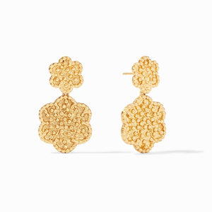 Julie Vos Colette Fleur Earrings