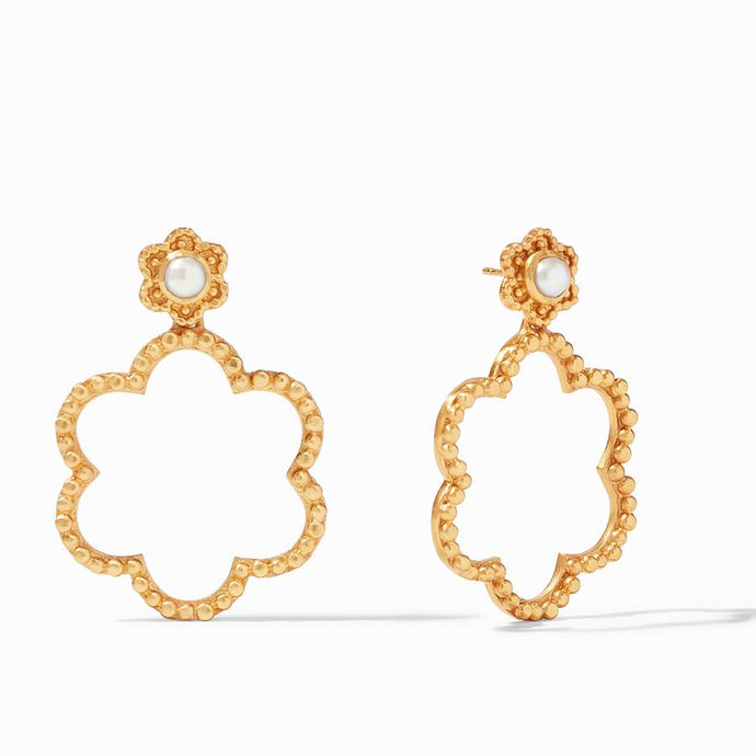 Julie Vos Colette Statement Earrings