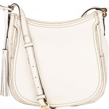 Load image into Gallery viewer, Loxwood Concorde Crossbody Bag in White