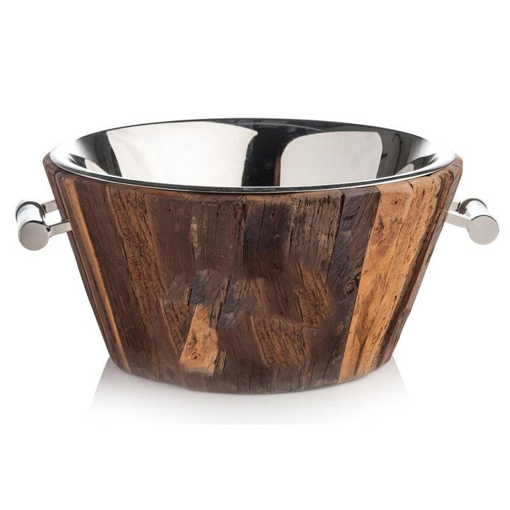 Wood Champagne Cooler