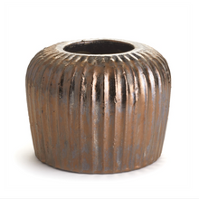 Load image into Gallery viewer, Copper Finish Pottery