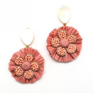 Shiver and Duke Blossom Earrings
