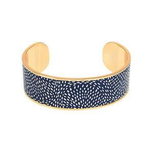 Cosmos Bangle in Night Blue