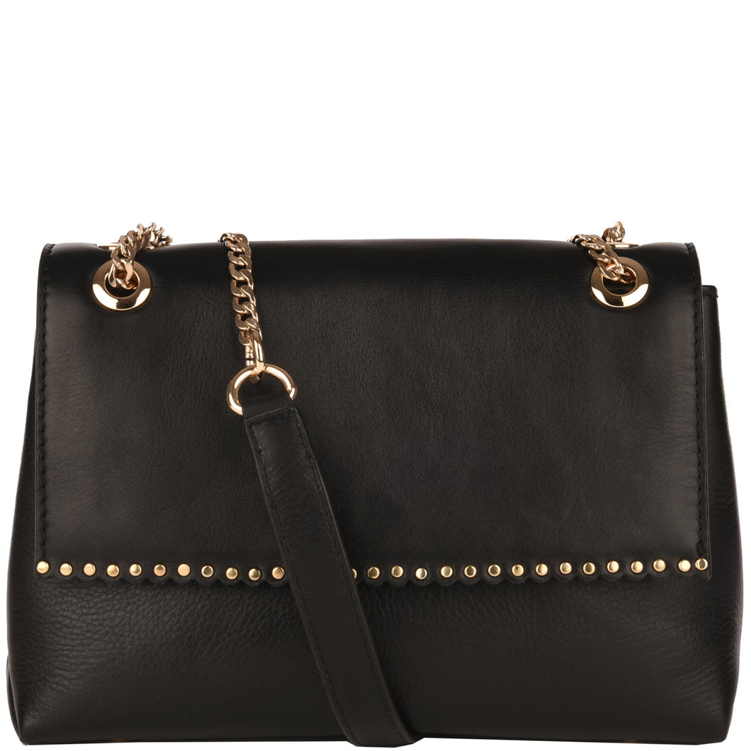 Loxwood Scalloped Studded Courcelles Bag