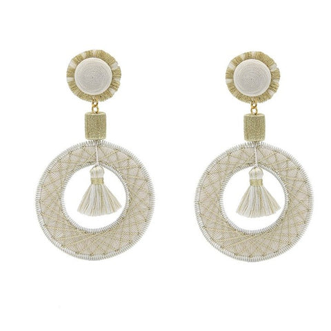 Leyla Gans Cristina Earrings