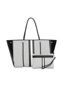 Neoprene Tote in Crosstown