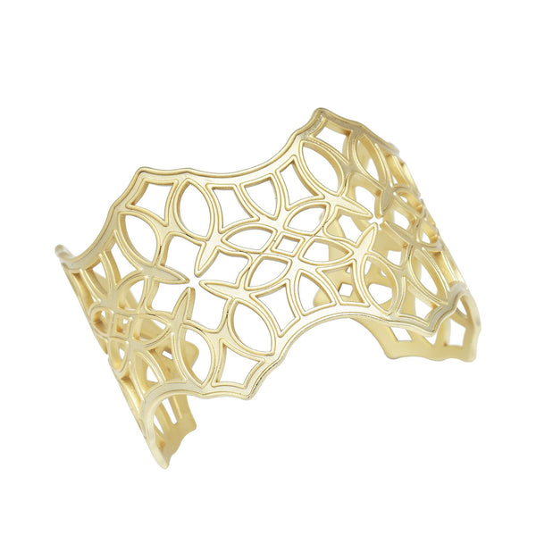 Natalie Wood Designs Believer Cuff Bracelet