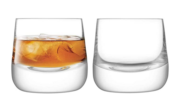 Culture Whiskey Glass Set