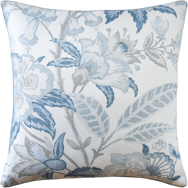 Blue Frost Pillow