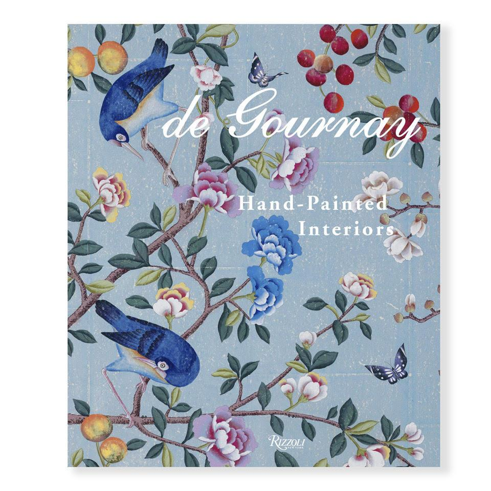 de Gournay Hand Painted Interiors