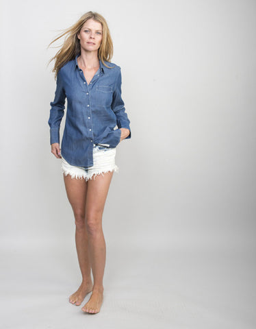 Claridge and King Denim Ivy Shirt