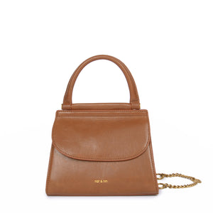 Dany Mini Bag in Caramel
