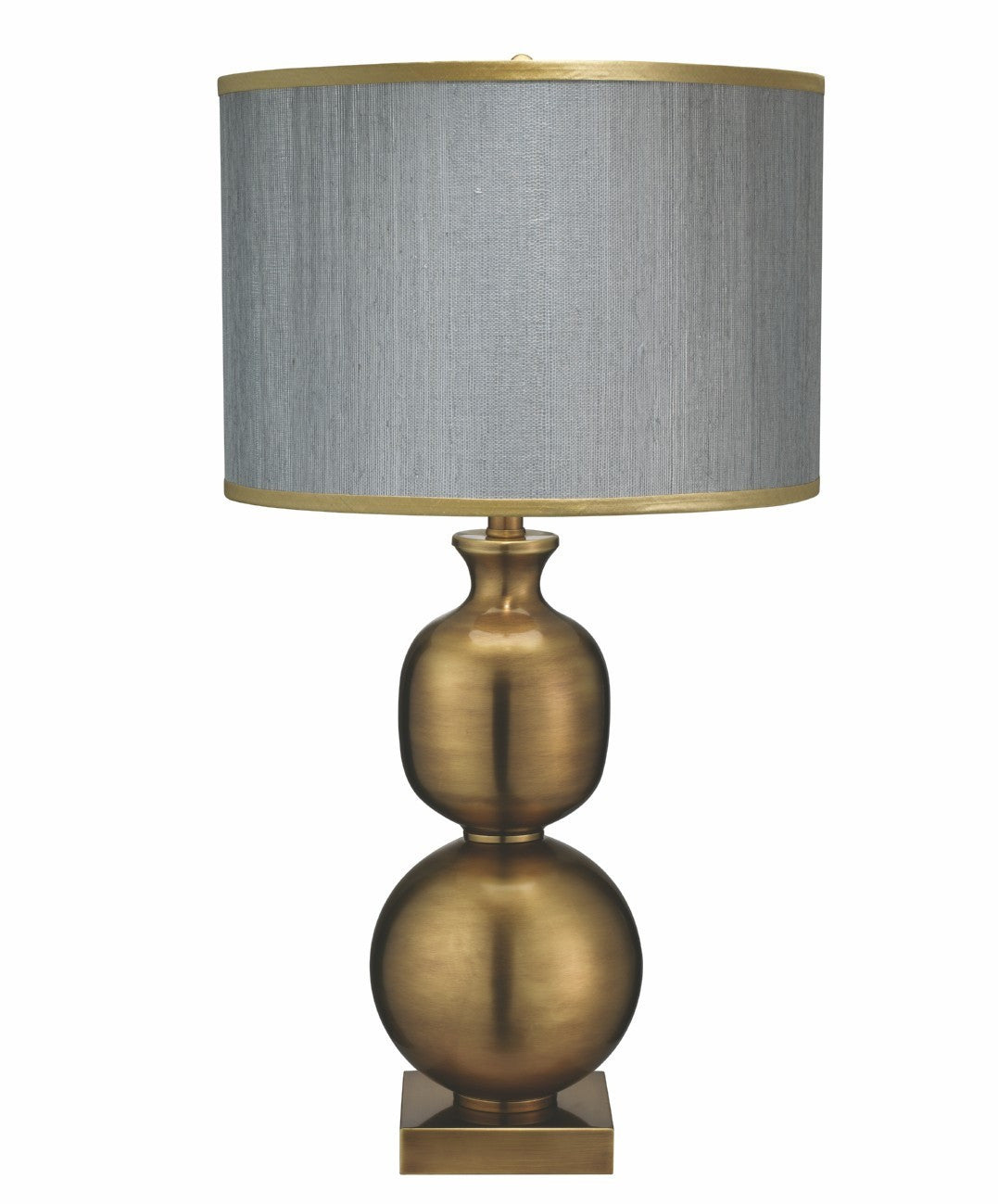 jamie young double ball table lamp huff harrington