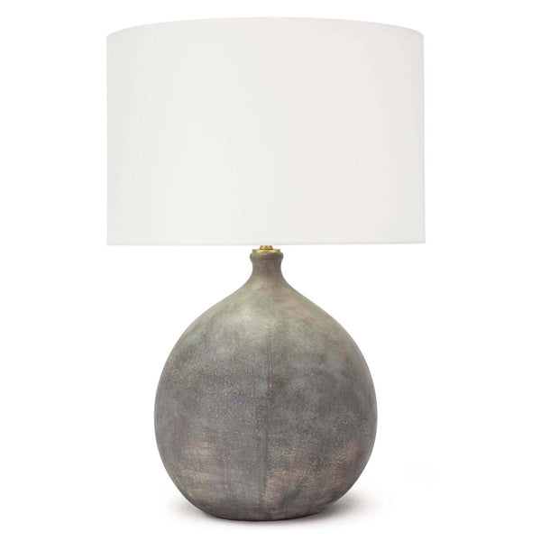 Earthen Ceramic Table Lamp