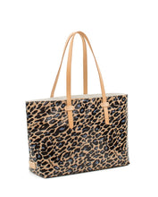 Load image into Gallery viewer, Blue Jag East West Tote