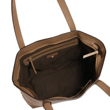 Load image into Gallery viewer, Loxwood Zippered Eden Bag in Taupe