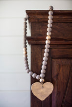 Load image into Gallery viewer, The Sercy Studio Elle Cross/Heart Blessing Beads